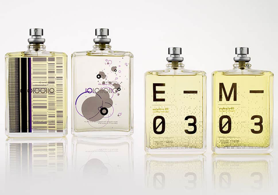 escentric molecules - فرق عطر زنانه و مردانه