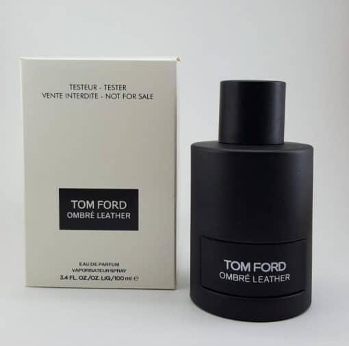 تستر اماراتی ادو پرفیوم تام فورد مدل Ombré Leather حجم 100 میلی لیتر