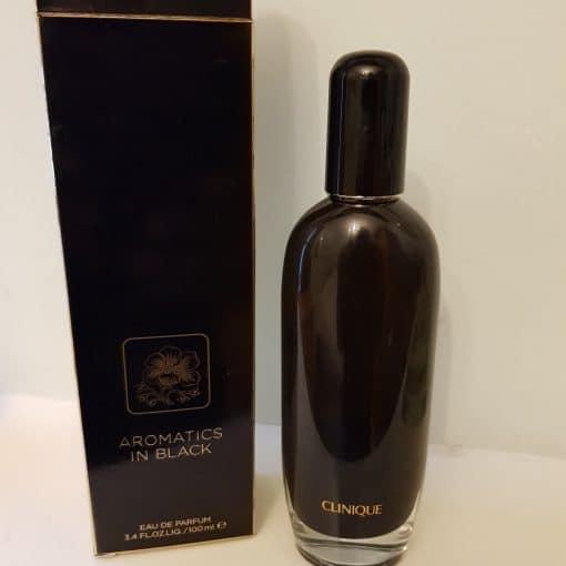 ادو پرفیوم زنانه کلینیک مدل Aromatics In Black حجم 100 میلی لیتر