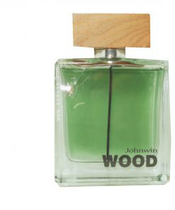 ادو پرفیوم مردانه جانوین مدل وود Wood حجم 100 میلی لیتر