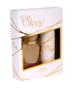 ست ادوتویلت زنانه هونجا مدل ویوا کاپیو لولا HUNCA ViVA Cappio حجم 60 میلی لیتر