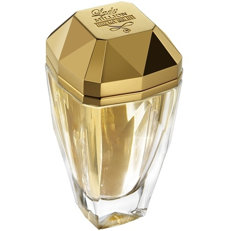 lady million eau my gold paco rabanne ca344db0c0 - تستر اماراتی ادو تویلت زنانه پاکو رابان مدل Lady Million Eau My Gold حجم 80 میلی لیتر