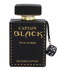 ادو پرفیوم مردانه کاپتان بلک ورد مدل Richard Captain حجم 100 میلی لیتر