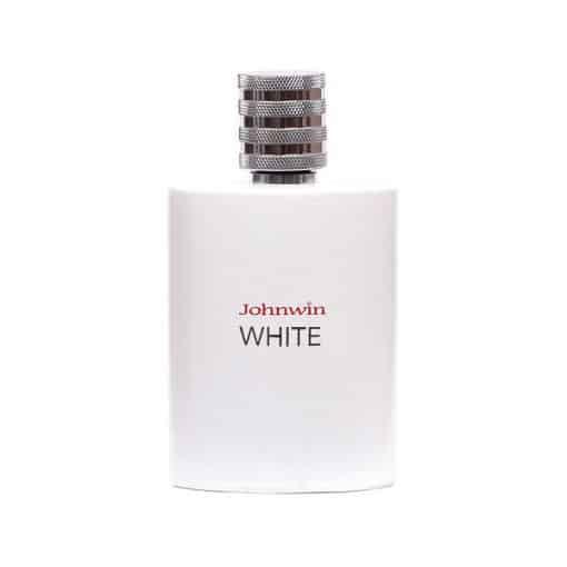 ادو پرفیوم مردانه جانوین مدل وایت White حجم 100 میلی لیتر