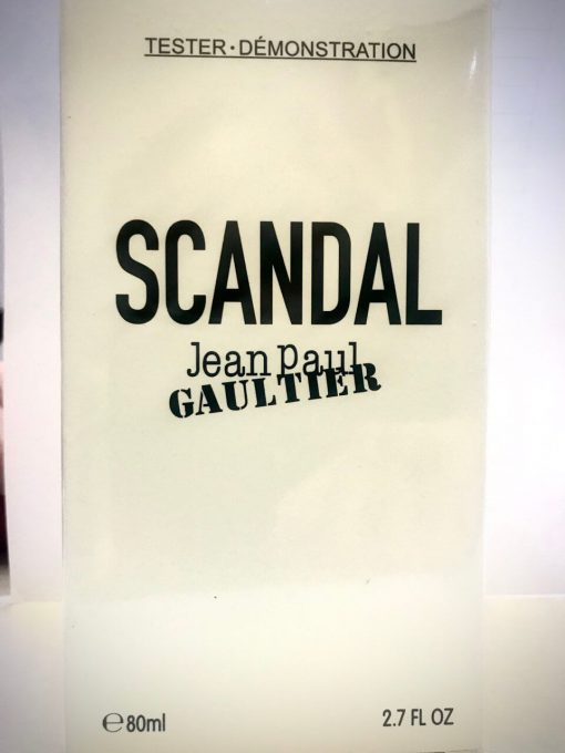 تستر اماراتی ادو پرفیوم زنانه ژان پاول گوتیر مدل Scandal حجم 80 میلی لیتر