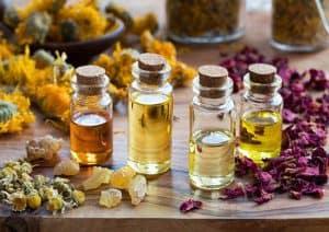 گیاهان در صنعت عطرسازی