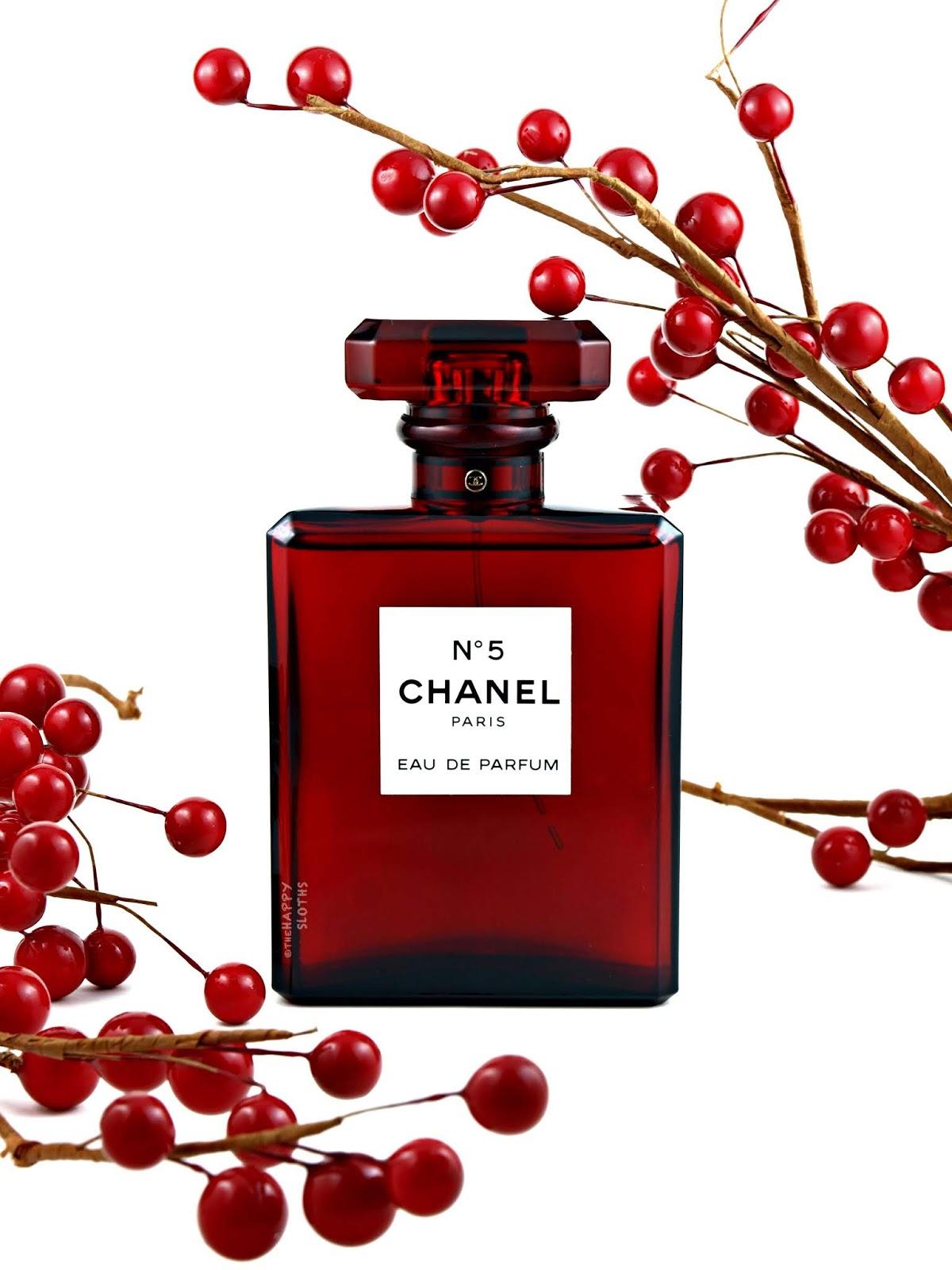 No5 Red Edition mehstyle - اسانس گل رز در ساخت عطر