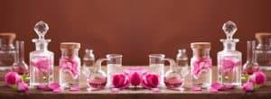 اسانس گل رز در ساخت عطر