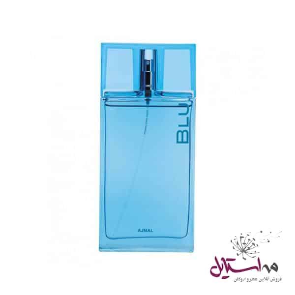 ادو پرفیوم مردانه اجمل مدل Blu