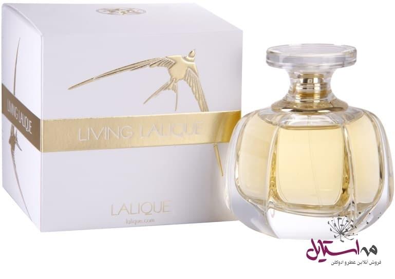 ادو پرفیوم زنانه لالیک مدل Living Lalique