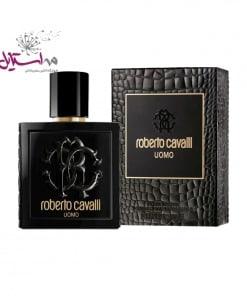 ادوتویلت مردانه روبرتو کاوالی مدل اومو uomo   مه استایل معتبرترین مرجع فروش عطر آنلاین